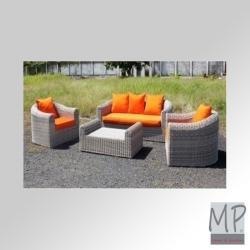 "Polyrattan Lounge ""Baverly"""